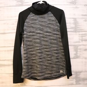 RBX Cowl Neck Active Long Sleeve Top